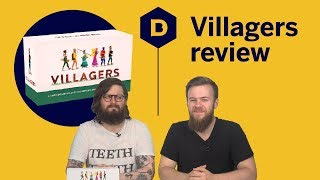 Villagers Board Game Review - A card game for would-be medieval barons