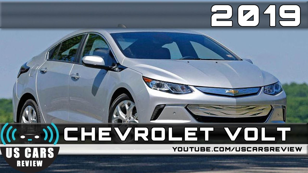 2019 Chevrolet Volt Review