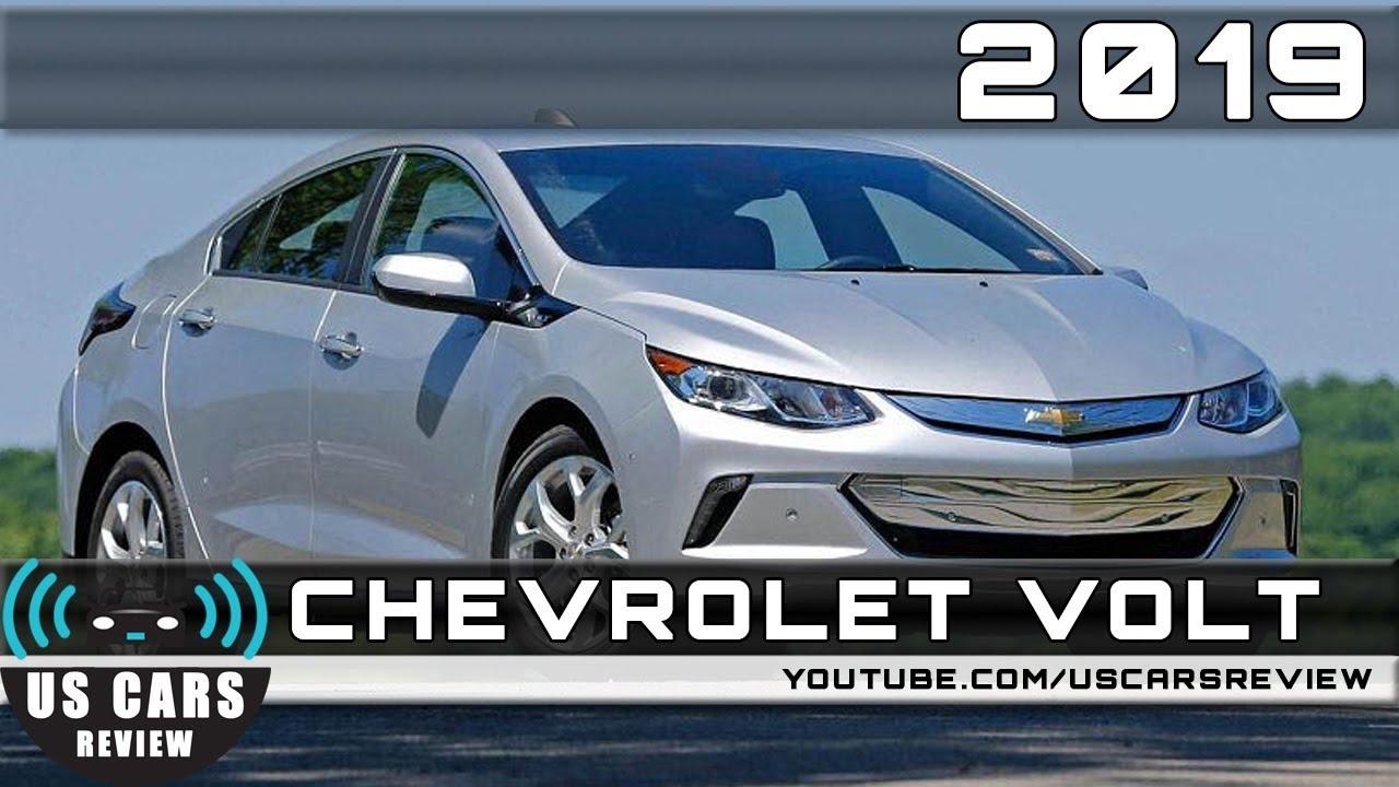 2019 Chevrolet Volt Review