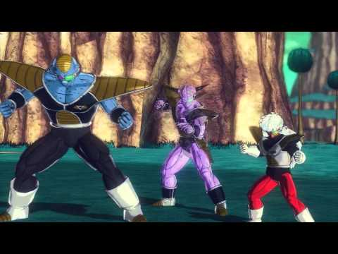 [Let's Play] Dragon ball Xenoverse Episode 3: La fin des idiots du commando !