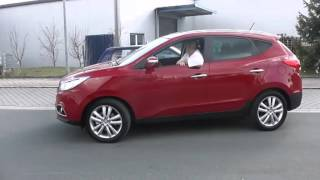 HYUNDAI ix35 Smart Parking Assist System Einparkassistent