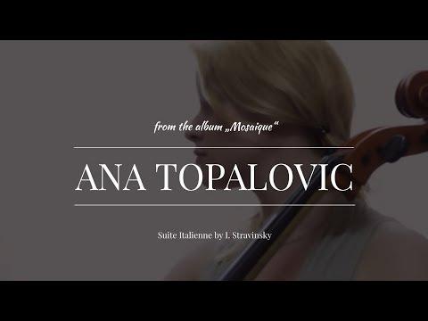 I. Stravinsky: Suite Italienne