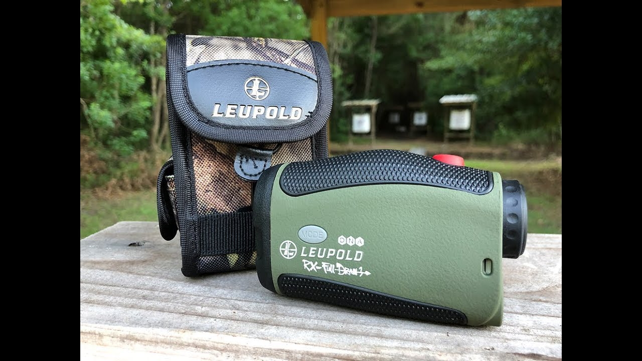 Leupold RX- Full Draw 3 Review