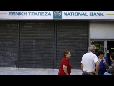 Greek cash crisis impacts markets around the world