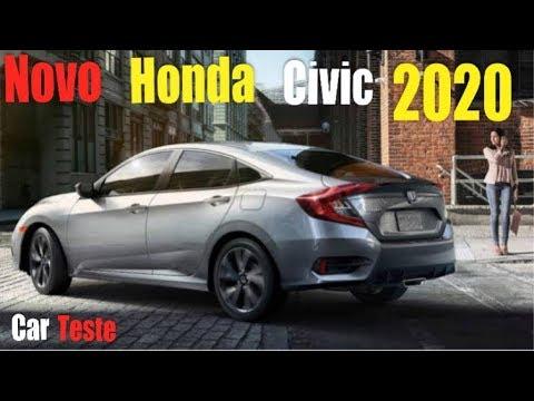 NOVO HONDA CIVIC 2020: TODOS OS DETALHES DO SUCESSO DE VENDAS DA HONDA !!!