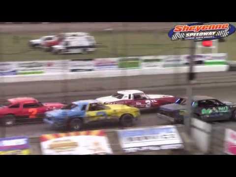 Sheyenne Speedway Hobby Stock A-Main (9/30/18)