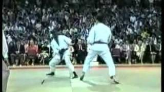 Elwyn Hall Shotokan Super fighter!