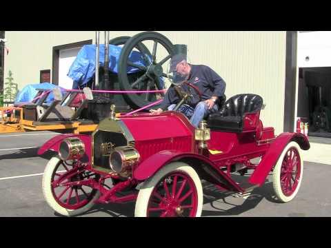 1910 Whiting Roadster - Fountainhead Museum - Fairbanks Alaska
