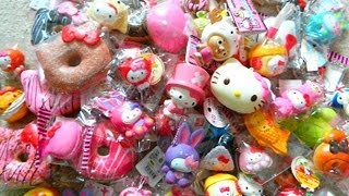☆ SQUISHY COLLECTION (Hello Kitty x Sanrio Characters)