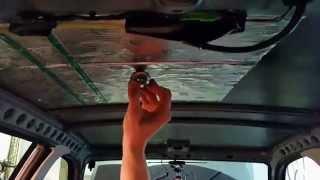 видео шумоизоляция приоры своими руками