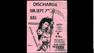 Discharge - State Violence State Control (Grave New World version)