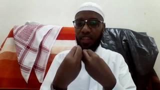 Bifa  Du'aaii itti KHA dha tan , sheikh Ismail jamal