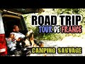 Road Trip : FRANCE - Camping sauvage en voiture