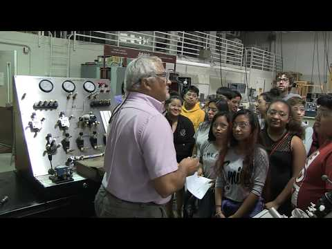 Hydraulics Raising the Bar for Project IMPACT - The Viking Voice | Sampson Community College