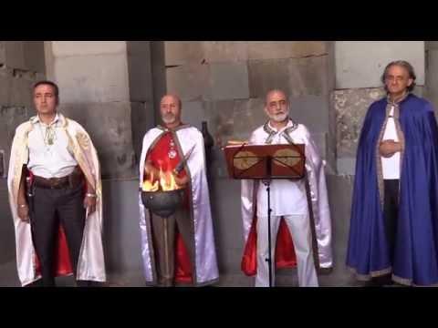 Navasart Celebration in Garni