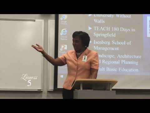 You Decide What's Next In Your Life- Jamina Scippio McFadden - 5 Springfield