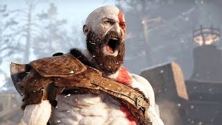 Repeat youtube video GOD OF WAR Gameplay Trailer (E3 2016)