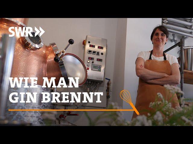 Wie man einen Gin brennt | SWR Handwerkskunst