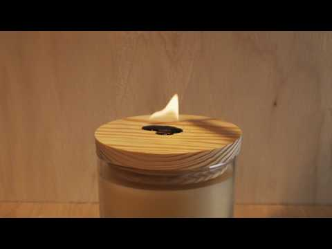 Cellar Door Candles making candles & Cellar Door Candles making candles - YouTube