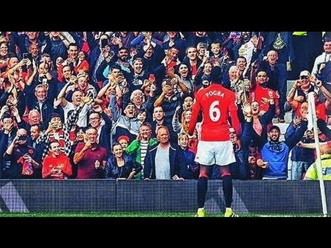 Paul Pogba Best Skills Ever HD