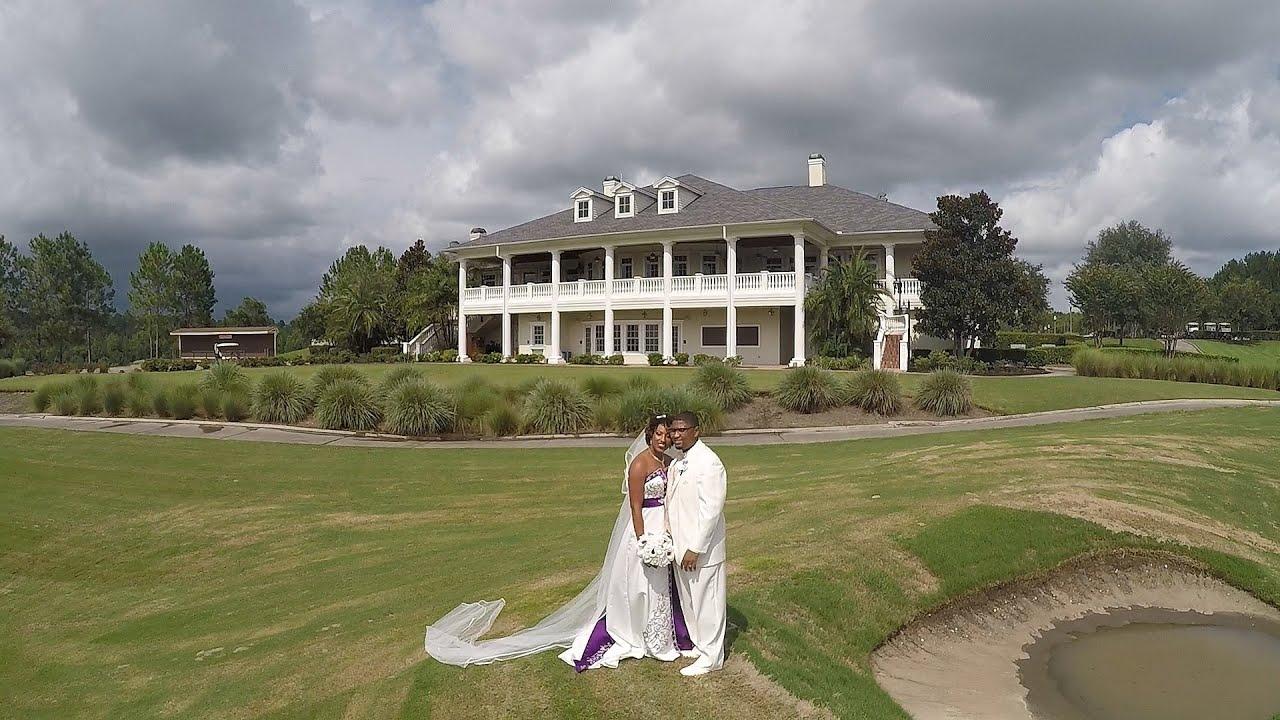 Southern hills plantation wedding brooksville florida for Southern homes florida