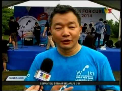 Walk For Cure 2014 - Bulletin TV3