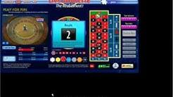 Online Roulette System Demo 2 | liveroulette.com