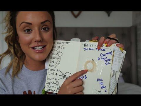 My top secret Memory Book | Charlotte Crosby