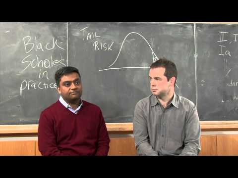 Financial Engineering and Risk Management with Martin Haugh and Garud Iyengar, w