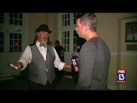 Live: Ghost Hunt At Ybor City's Cuban Club