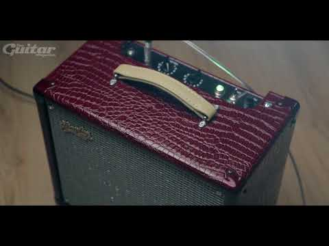 Honeyboy Amps 18 & 5 demo with Eastman T64/v