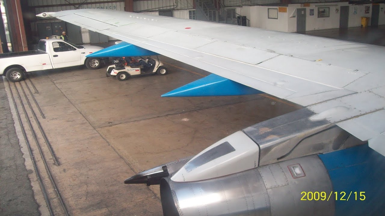 Boeing 737 Max Interior