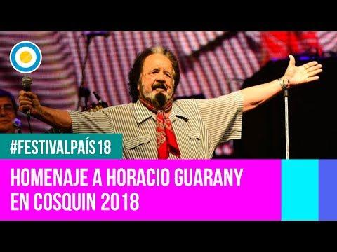 Festival País '18 -  Homenaje a Horacio Guarany en el Festival Nacional de Folklore de #Cosquín2018