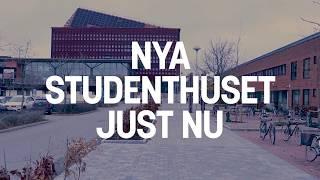 Nya studenthuset på LiU - en våning färdig för inflyttning