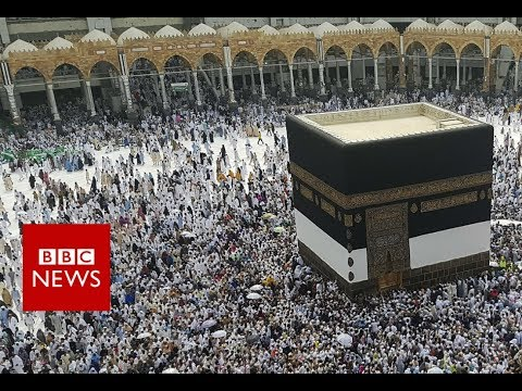 'Groped by Holy Mosque guard throughout Hajj' in Mecca – BBC Information