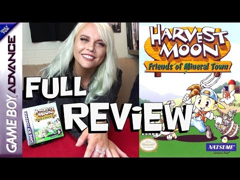 HARVEST MOON: FRIENDS OF MINERAL TOWN REVIEW