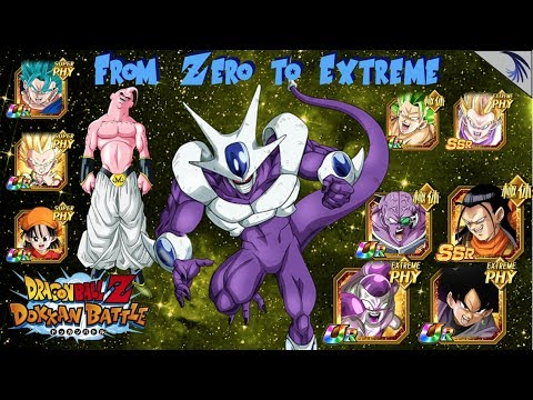Extreme FTW! Beginner's Guide to Building a Great Phy Cooler Team: DBZ  Dokkan (JP/Global)