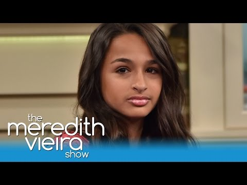Jazz Jennings On Suicide Rate In The Transgender Community | The Meredith Vieira Show
