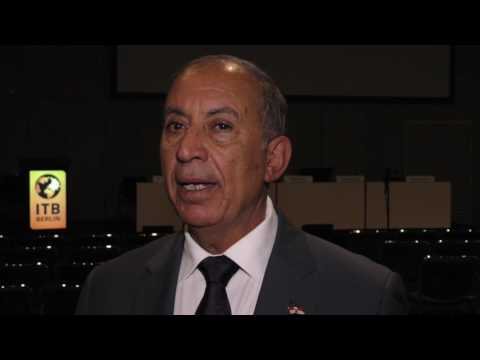 Interview H.E. Ahmed Abdallah - Governor of RED SEA