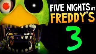 - Five Nights at Freddy s 3 КТО ЭТО БЫЛ Пасхалки