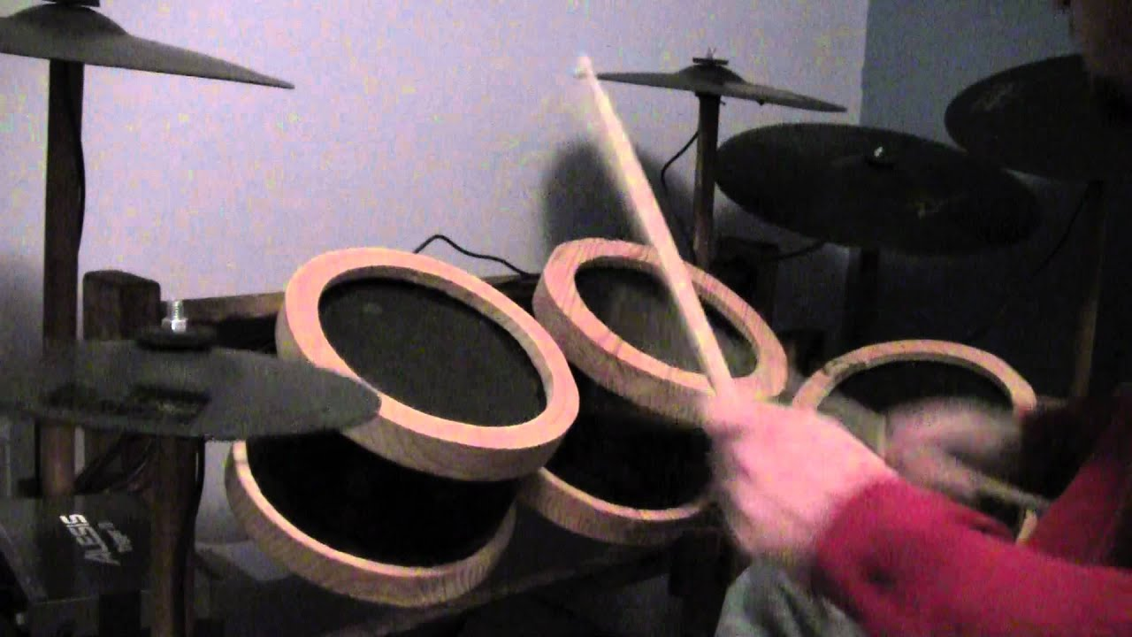 1st sound testing of diy electronic drum kit youtube solutioingenieria Images