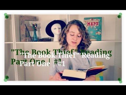 """""""The Book Thief"""" Reading Part One 