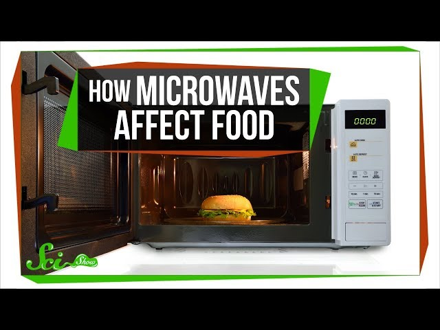 Does Microwaving Food Destroy Its Vitamins?