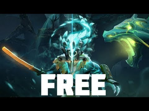 How To Get A ARCANA In DOTA 2 FREE! NEW 2018 DOTA 2 ITEMS!