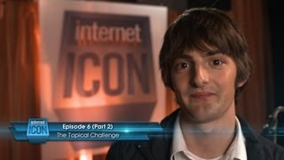 Internet Icon Ep6 - The Topical Challenge (Part 2 of 2) Feat. Dave Days