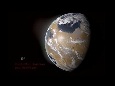 Mars, Gale Crater and Hints of Life