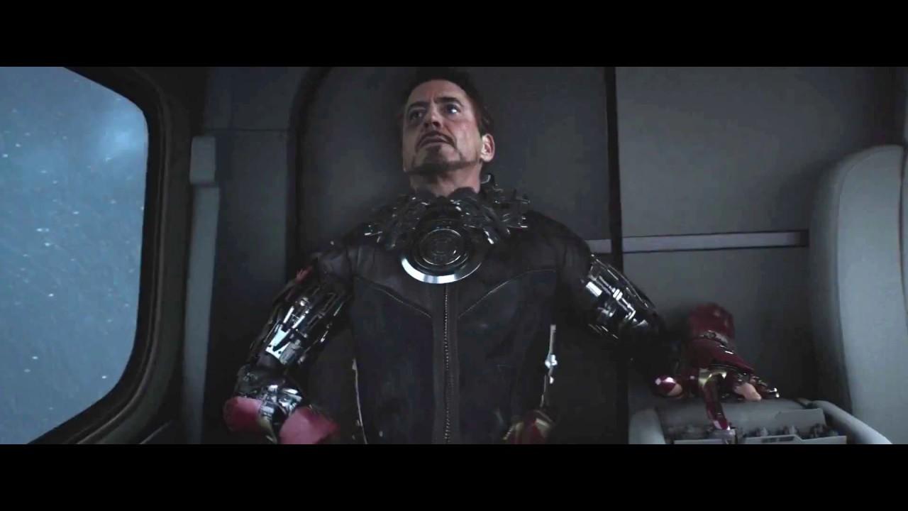 Captain America Civil War Iron Man Mark 46 Suit Up Youtube