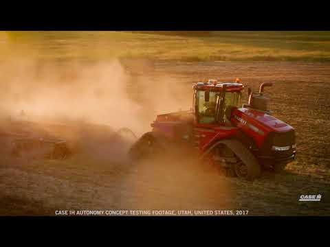Case IH Defines Categories of Autonomy and Announces Pilot Program w/ Bolthouse Farms
