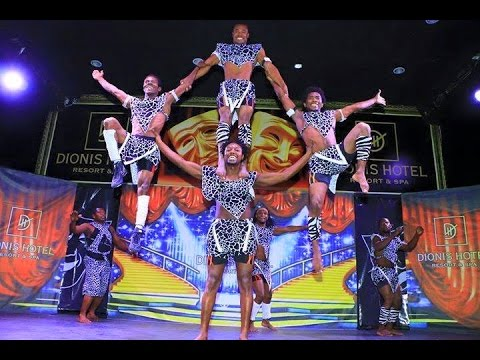 African Acrobatic Circus Group Promo