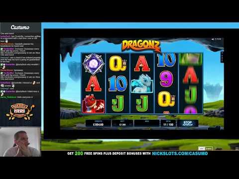 Casino Slots Live - 25/08/17 *Bonus Hunt*